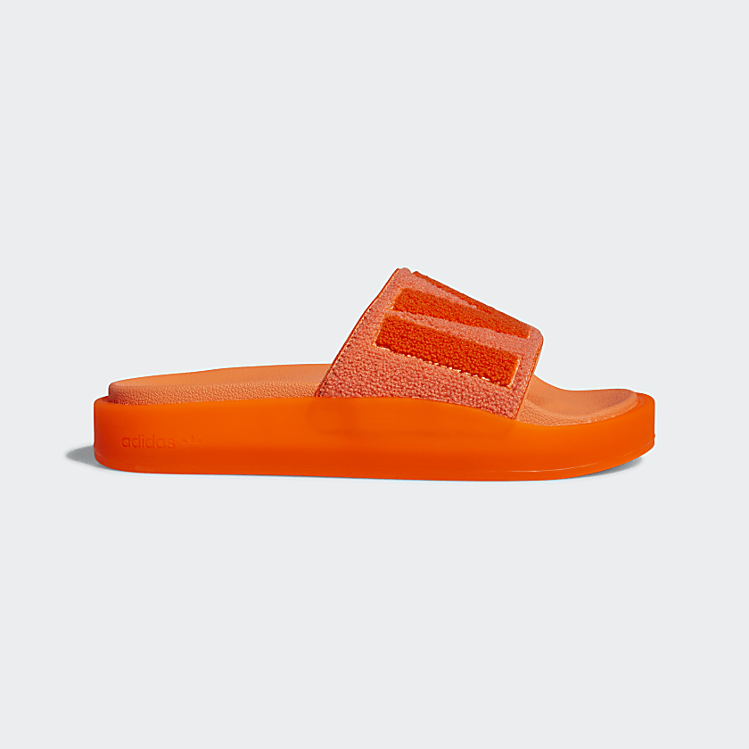 Ivy Park x adidas Slides 'Screaming Orange'
