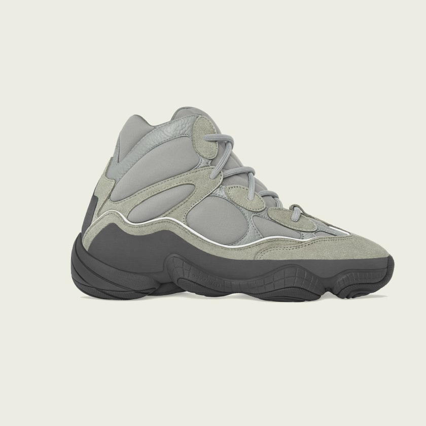 adidas Originals Yeezy 500 High 'Mist Slate'}