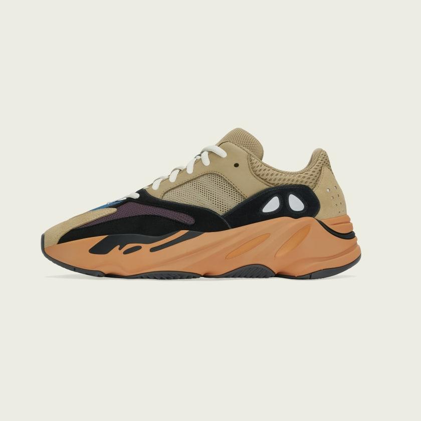 adidas Originals Yeezy 700 V1'Enflame Amber'}