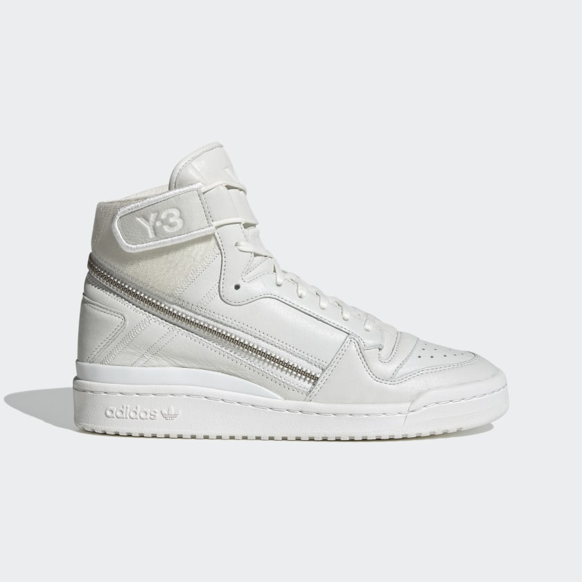 adidas Y-3 Forum High OG 'Non Dyed Core White'