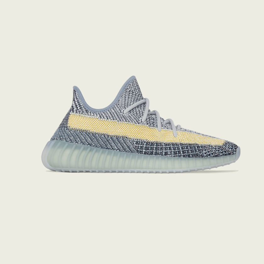 adidas Yeezy Boost 350 V2 'Ash Blue' - US Exclusive}