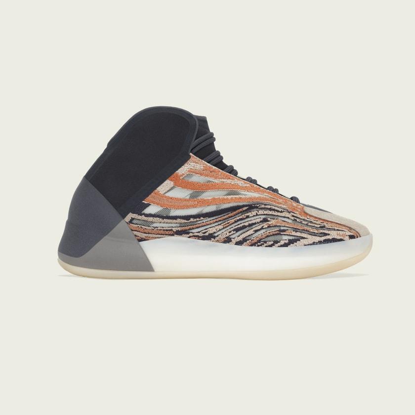 adidas Yeezy QNTM 'Flash Orange'}