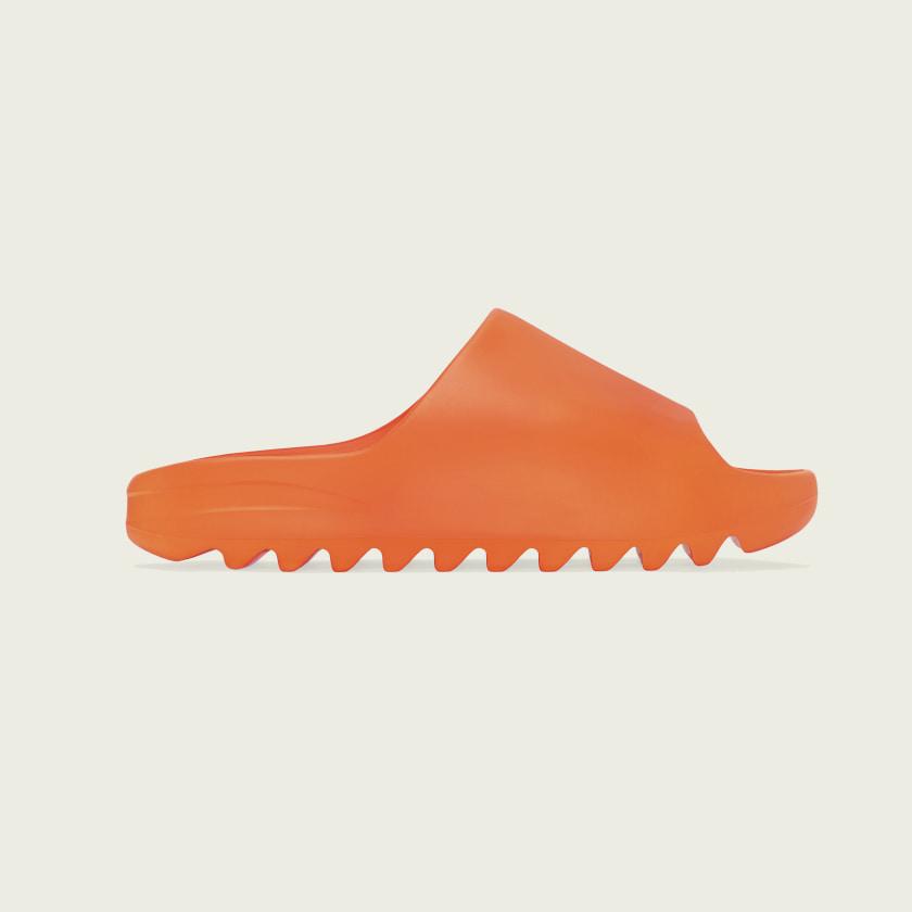 adidas Yeezy Slide 'Enflame Orange'}