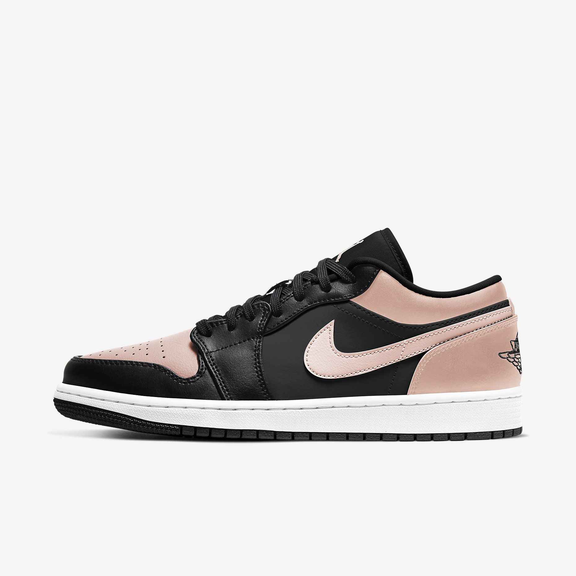 Air Jordan 1 Low 'Arctic Orange' }