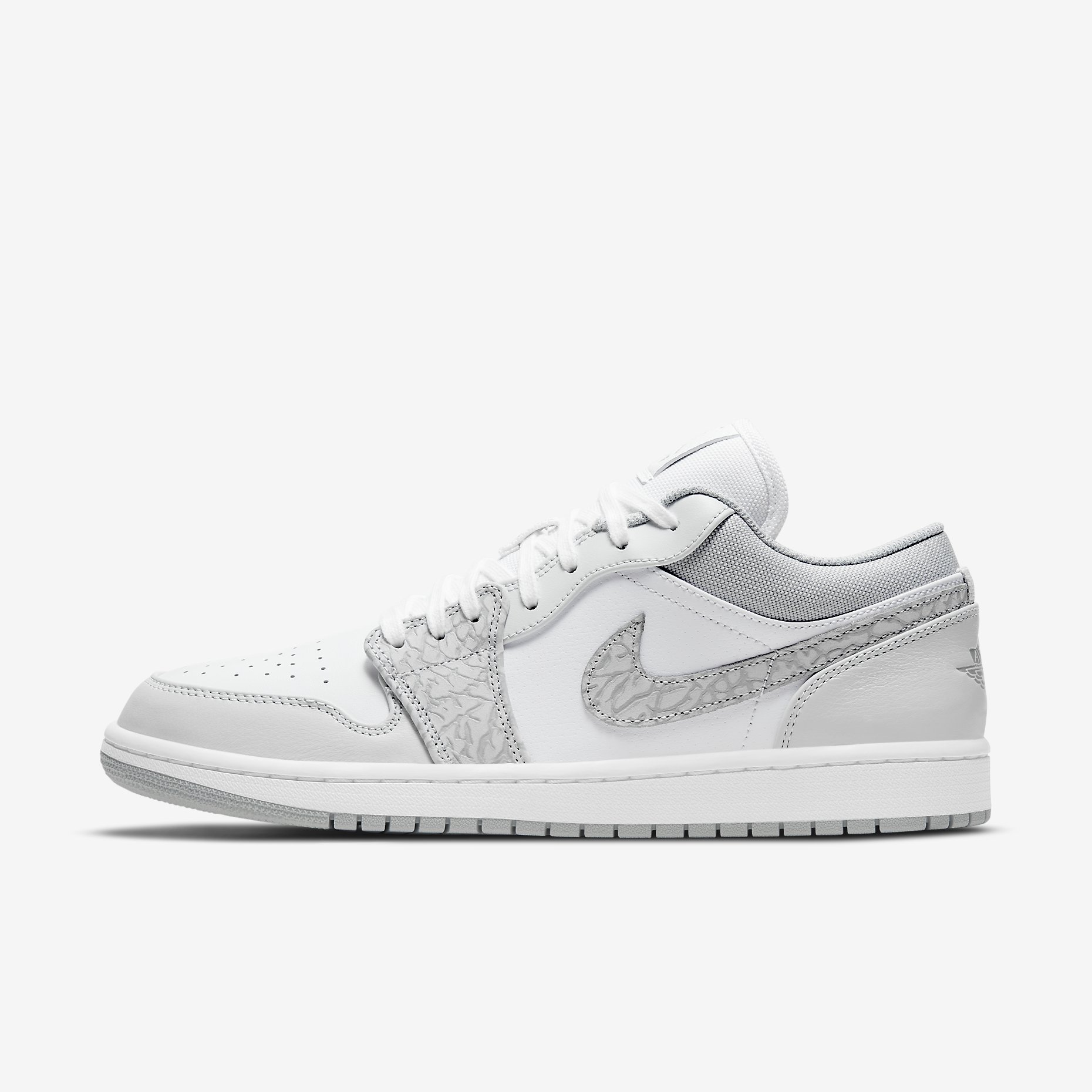 Air Jordan 1 Low PRM 'Berlin Grey'}
