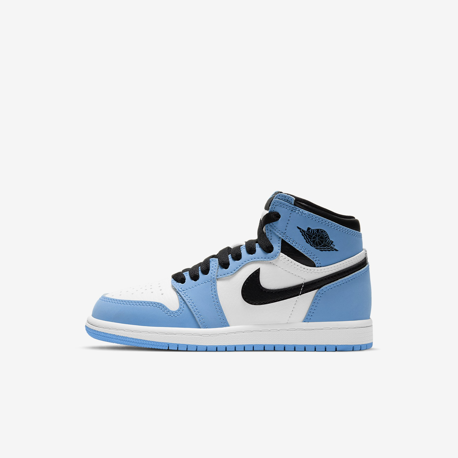 Air Jordan 1 Retro High OG PS 'University Blue'}