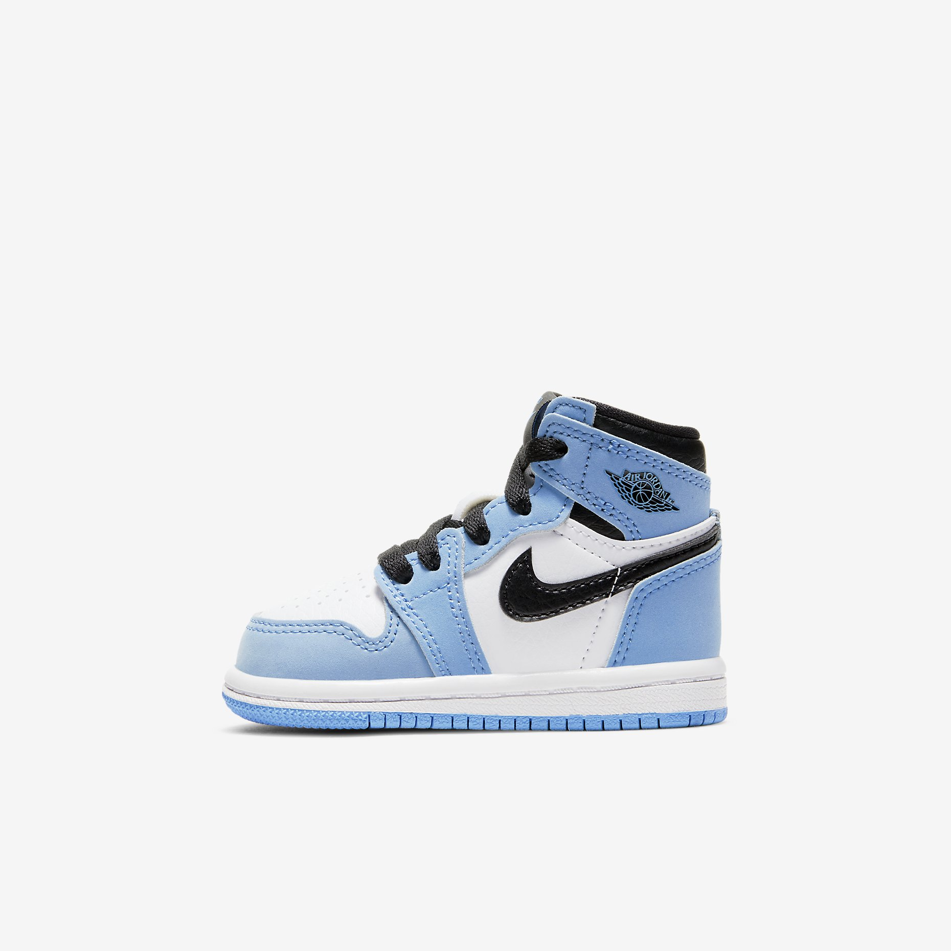 Air Jordan 1 Retro High OG TD 'University Blue'}