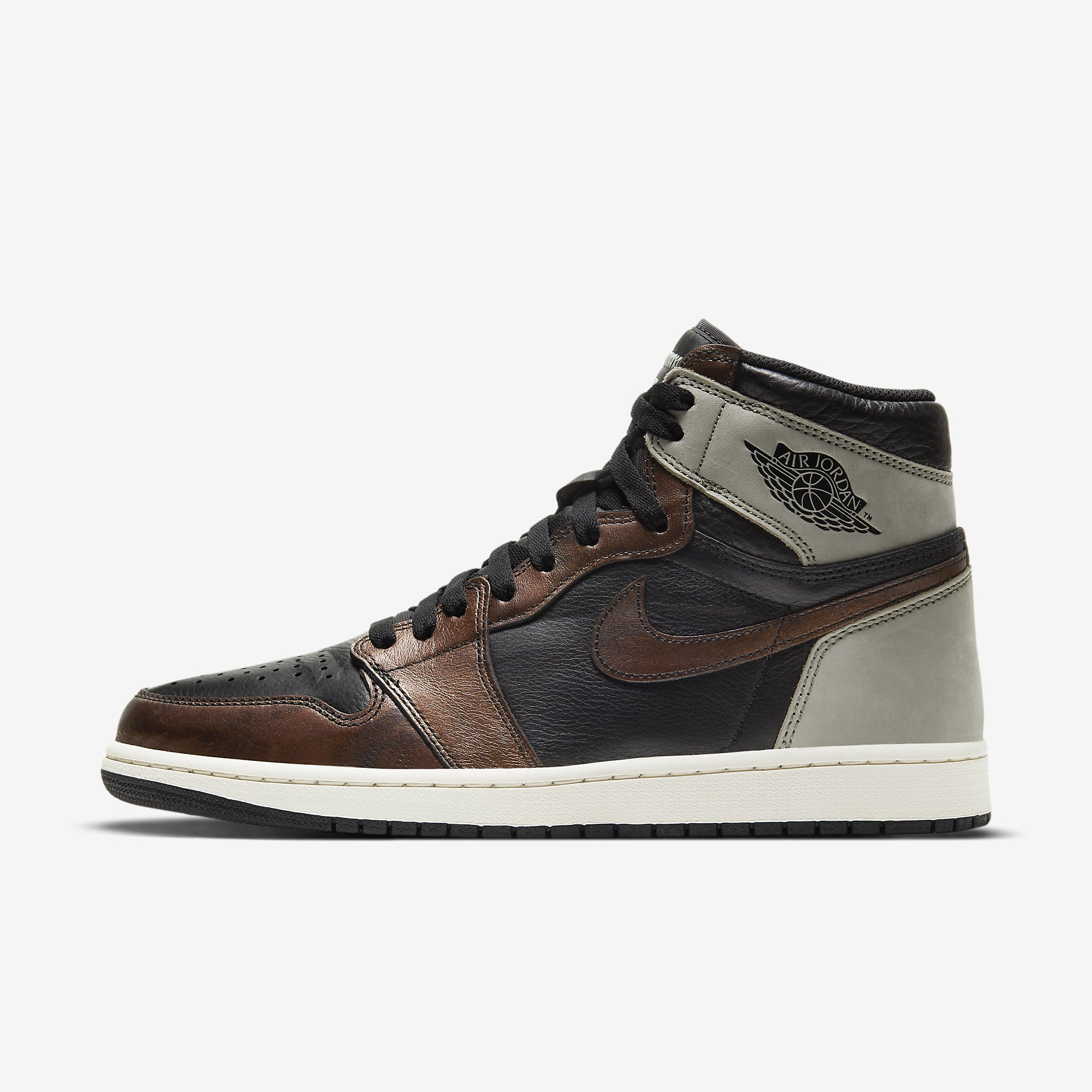 Air Jordan 1 Retro High OG 'Rust Shadow'}