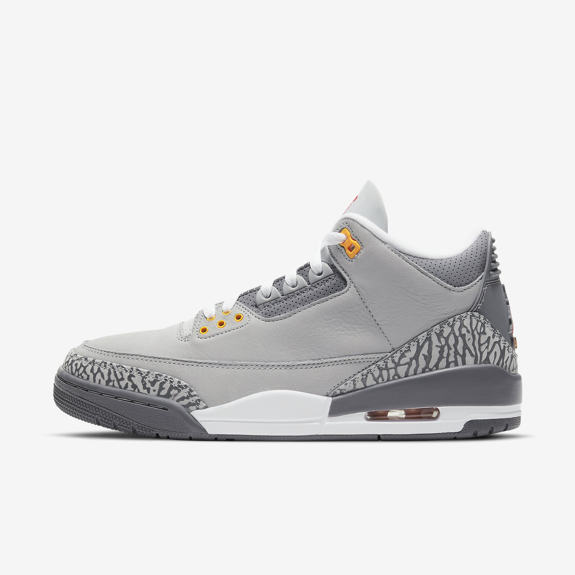 Air Jordan 3 Retro 'Cool Grey'}