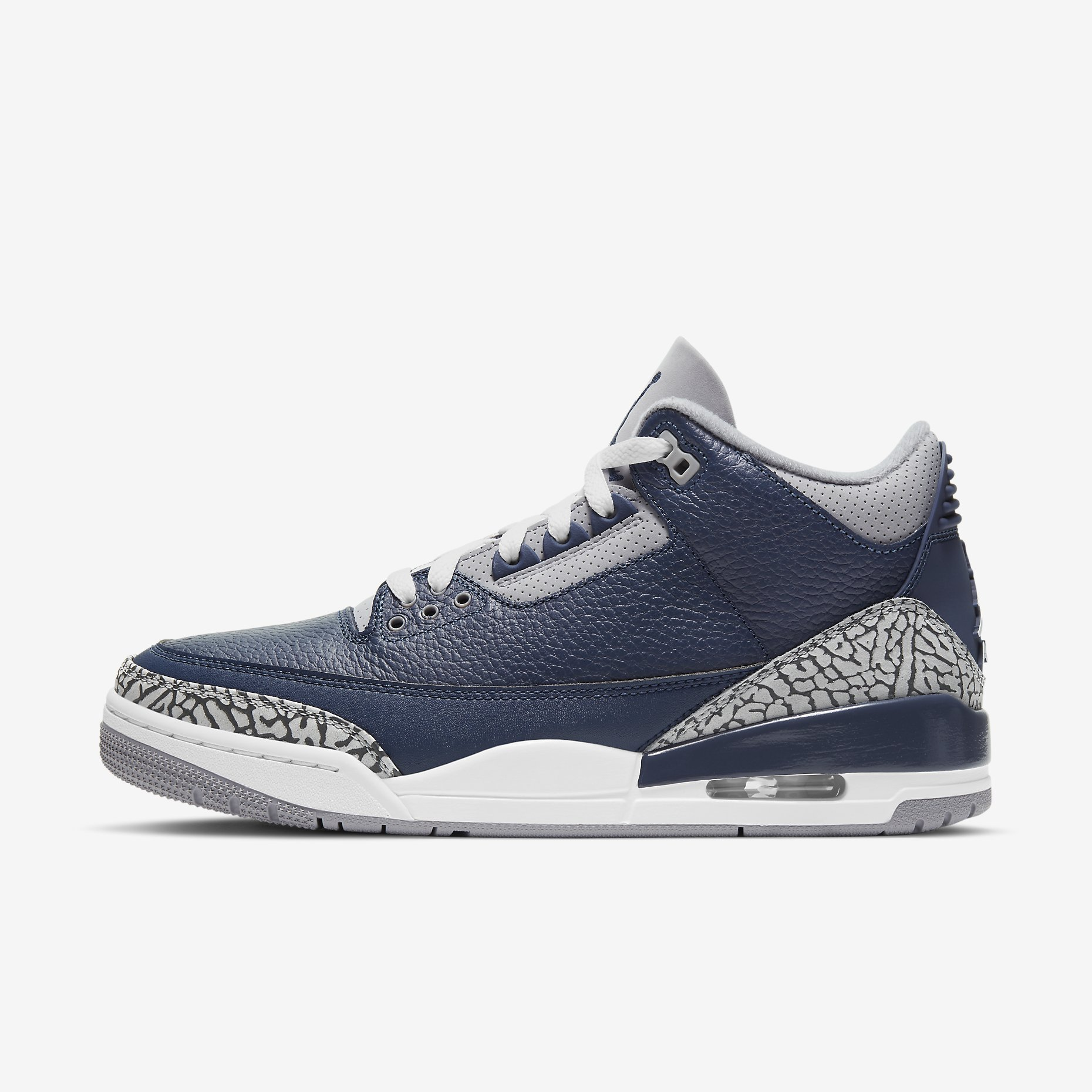 Air Jordan 3 Retro 'Midnight Navy'}