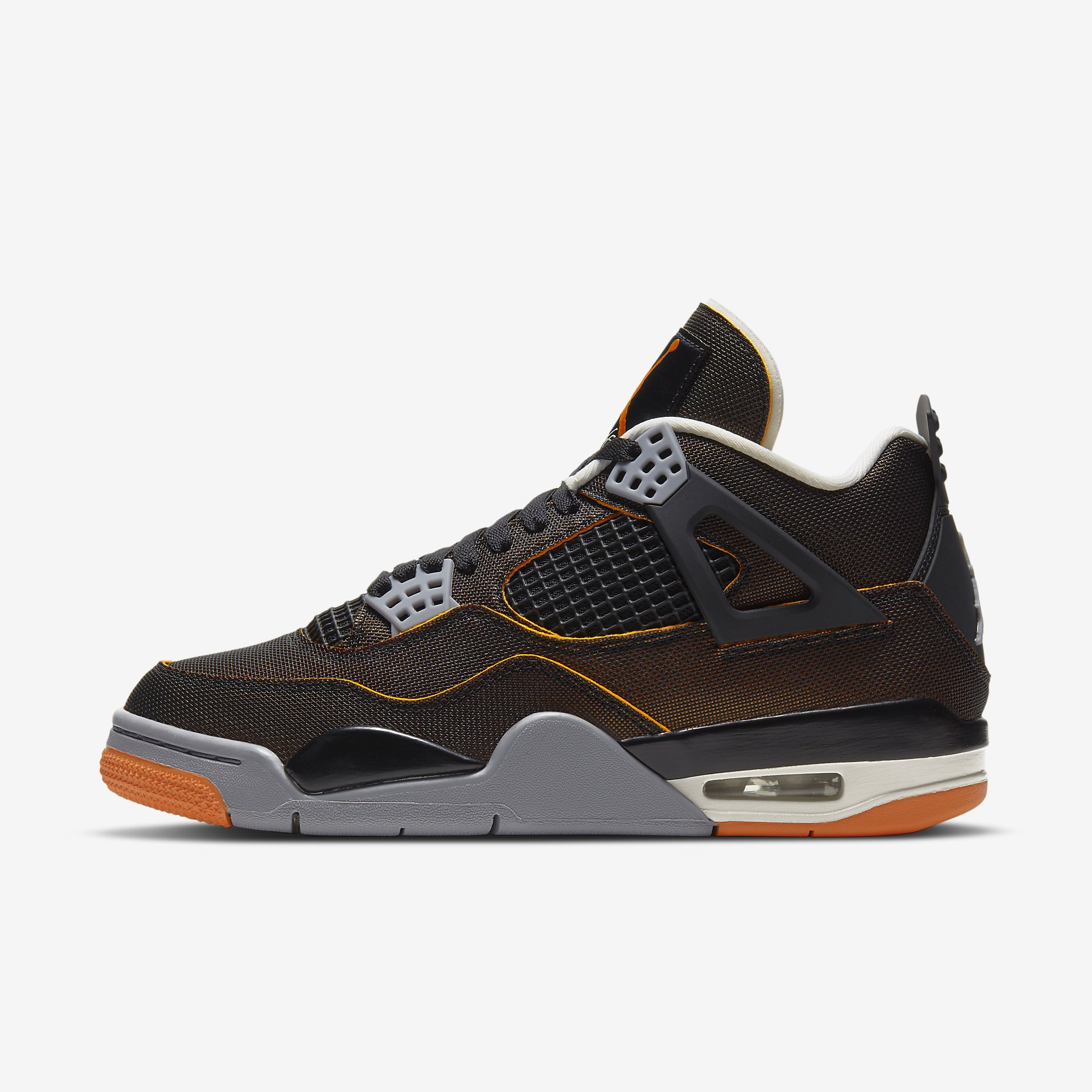 Wmns Air Jordan 4 Retro 'Starfish'}