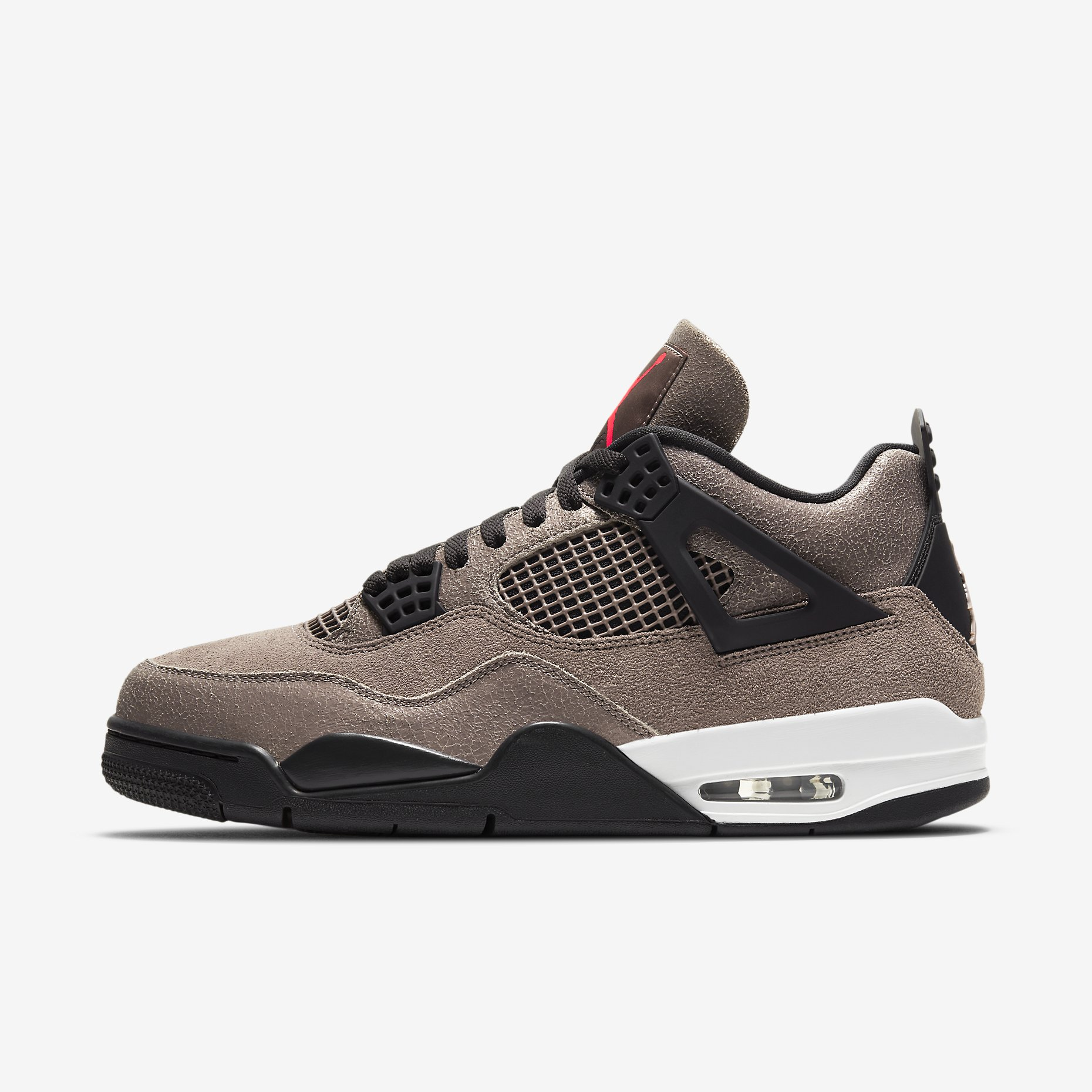 Air Jordan 4 Retro 'Taupe Haze'	}
