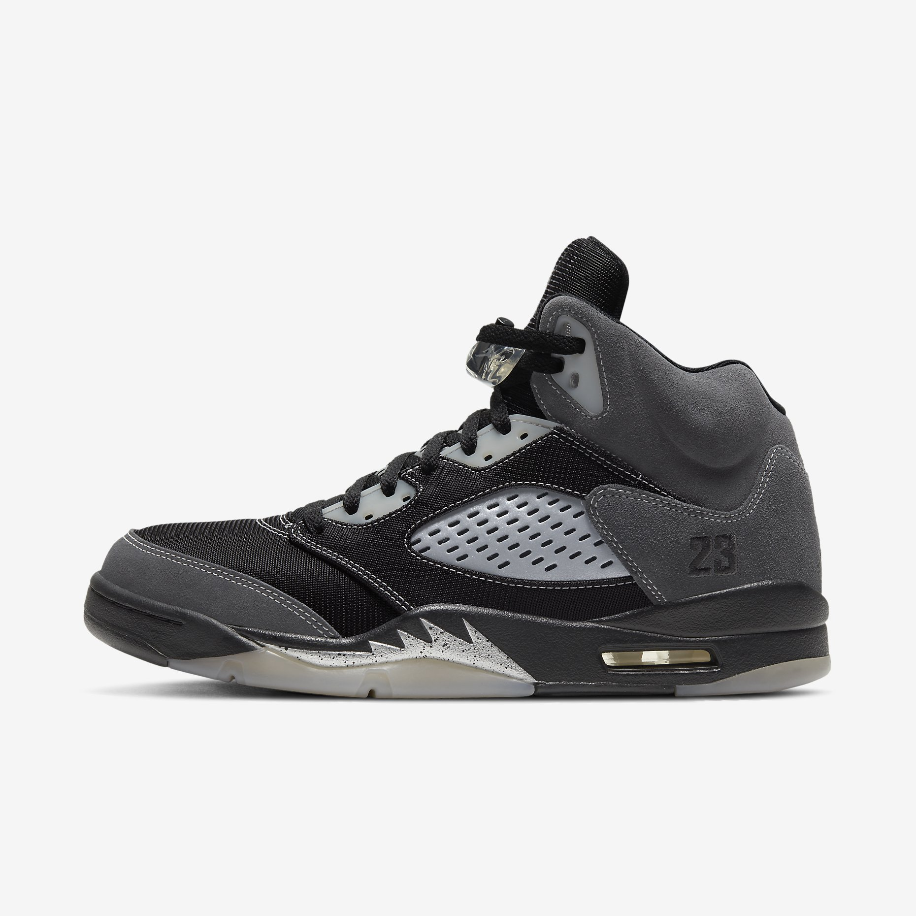 Air Jordan 5 Retro 'Anthracite'}