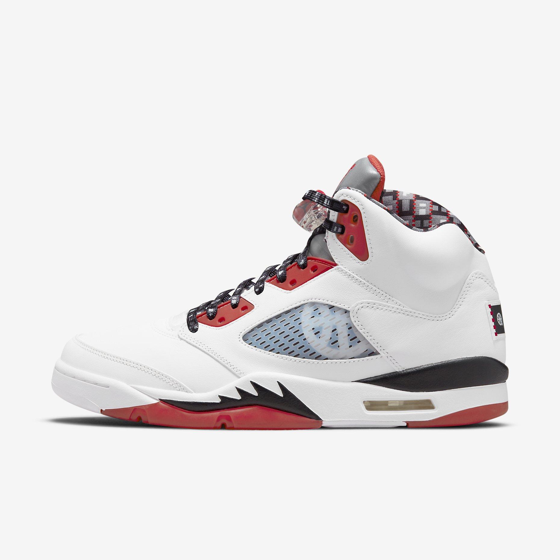 Air Jordan 5 Retro 'Quai 54' 2021