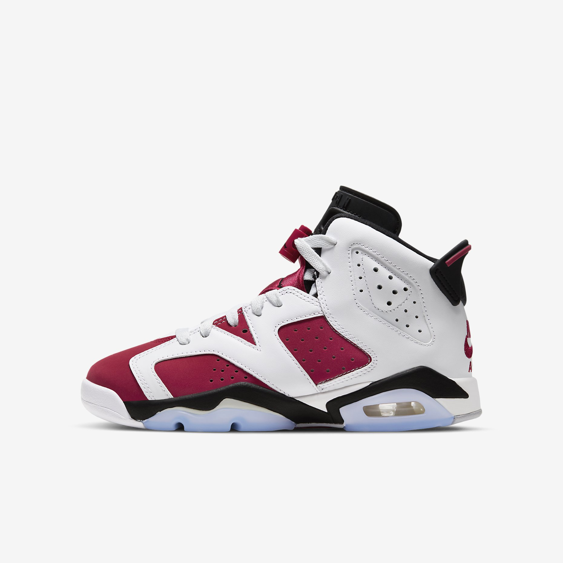 Air Jordan 6 Retro GS 'Carmine' 2021}