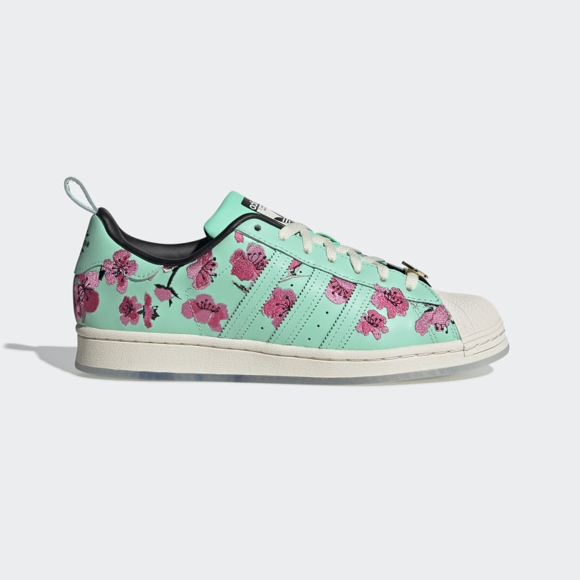 AriZona x adidas Originals Superstar 'Flowers'}