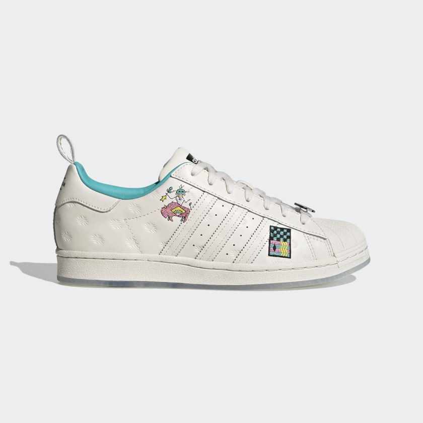 AriZona x adidas Originals Superstar 'Refreshed White'}