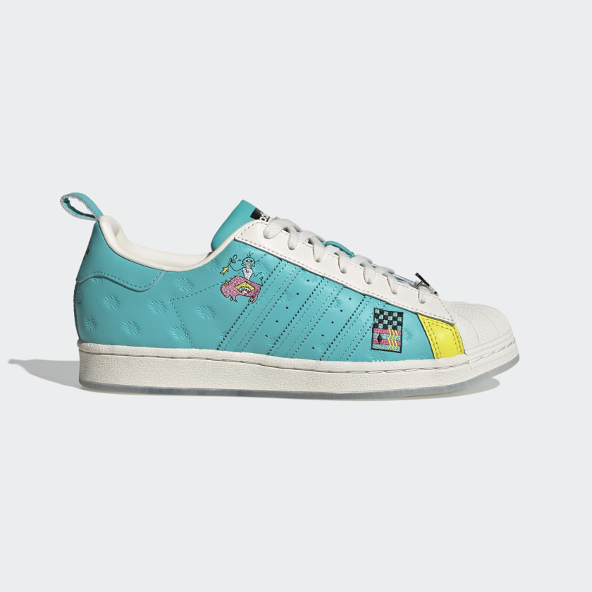 AriZona x adidas Originals Superstar 'Split'}