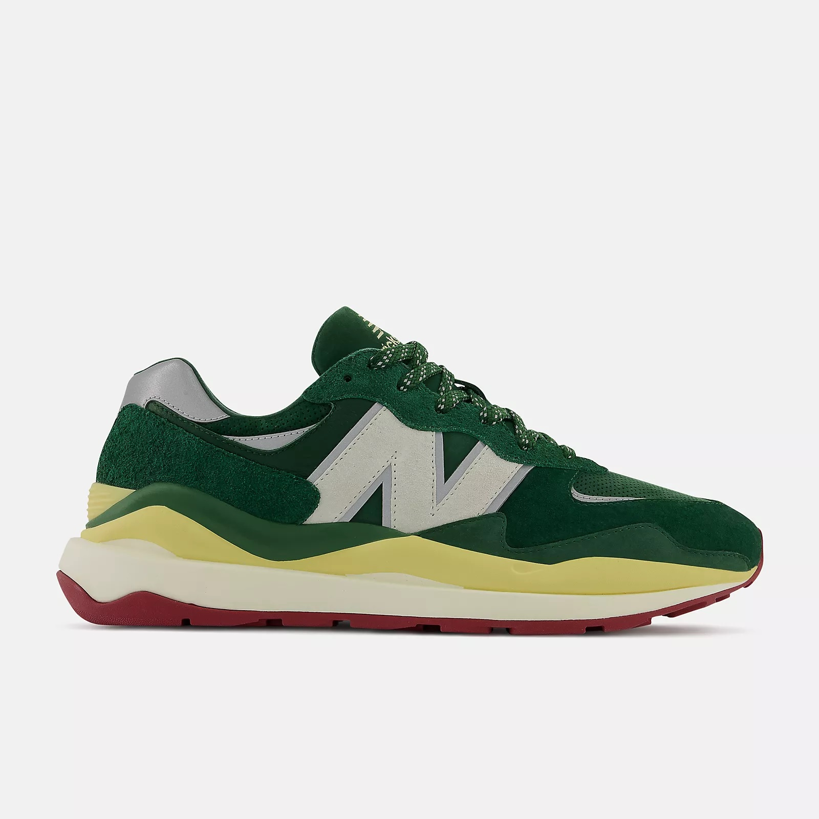 Bricks and Wood x New Balance 57/40 'Forest Green'}
