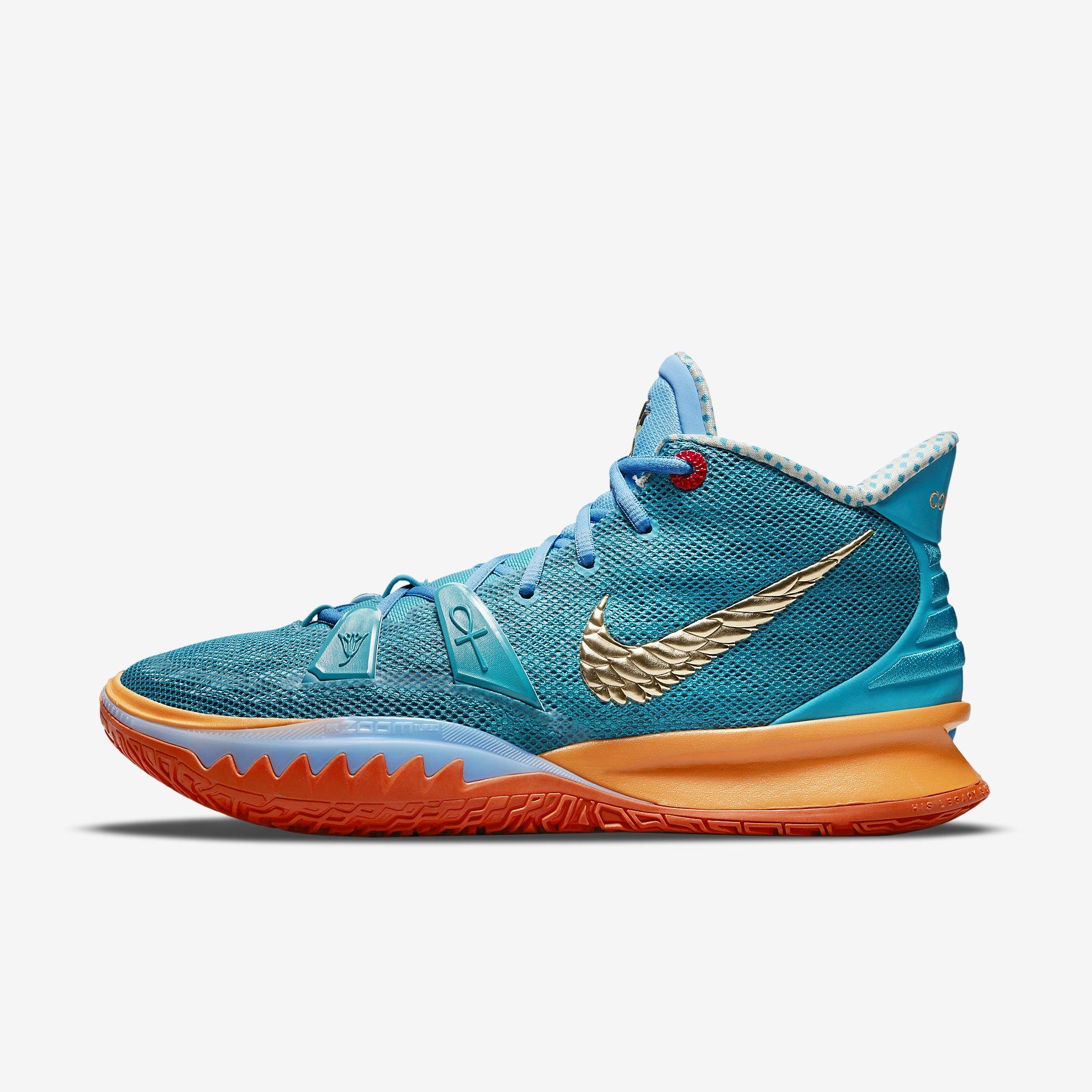 Concepts x Nike Kyrie 7 'Horus'}