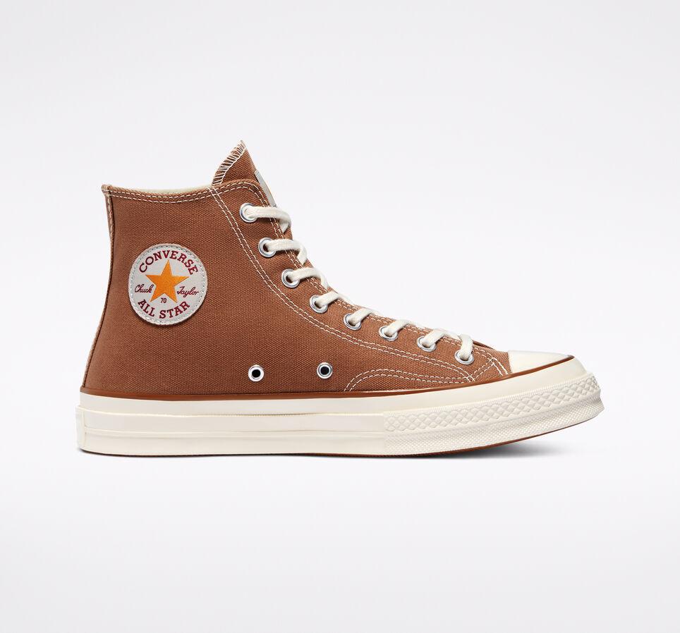 Converse x Carhartt WIP Chuck 70 High 'Hamilton Brown'}