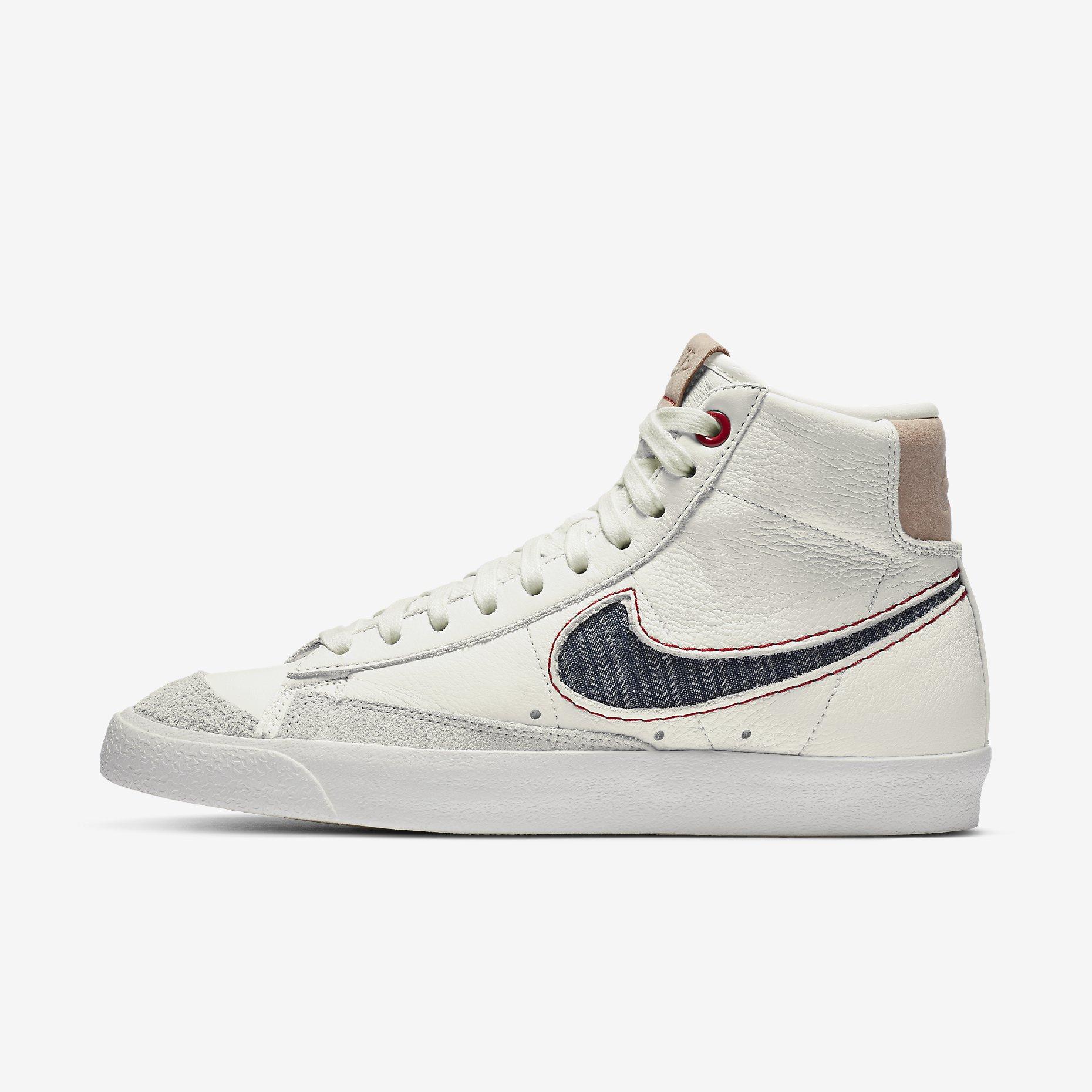 DENHAM x Nike Blazer Mid '77 'Sail'}