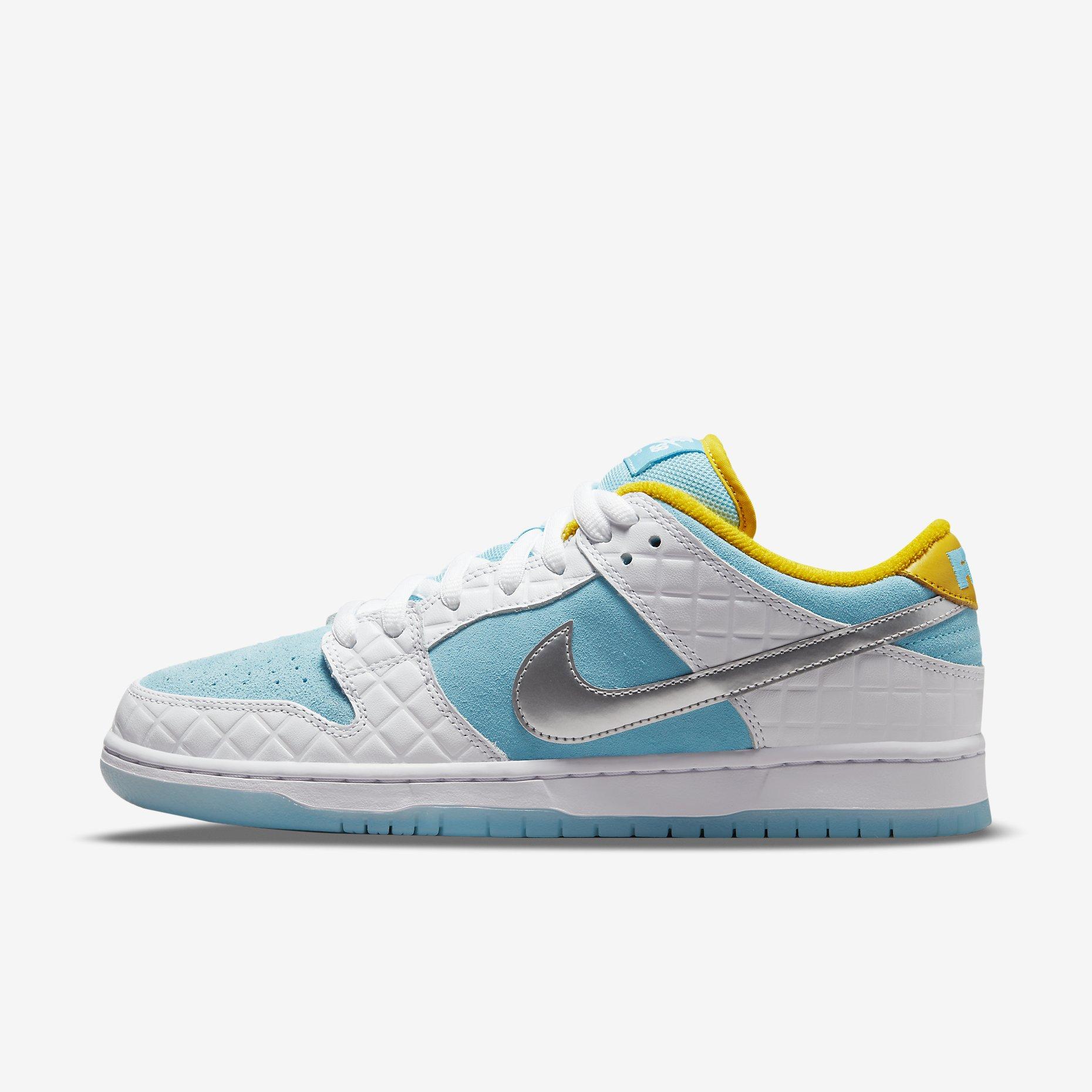 FTC x Nike SB Dunk Low 'Lagoon Pulse'