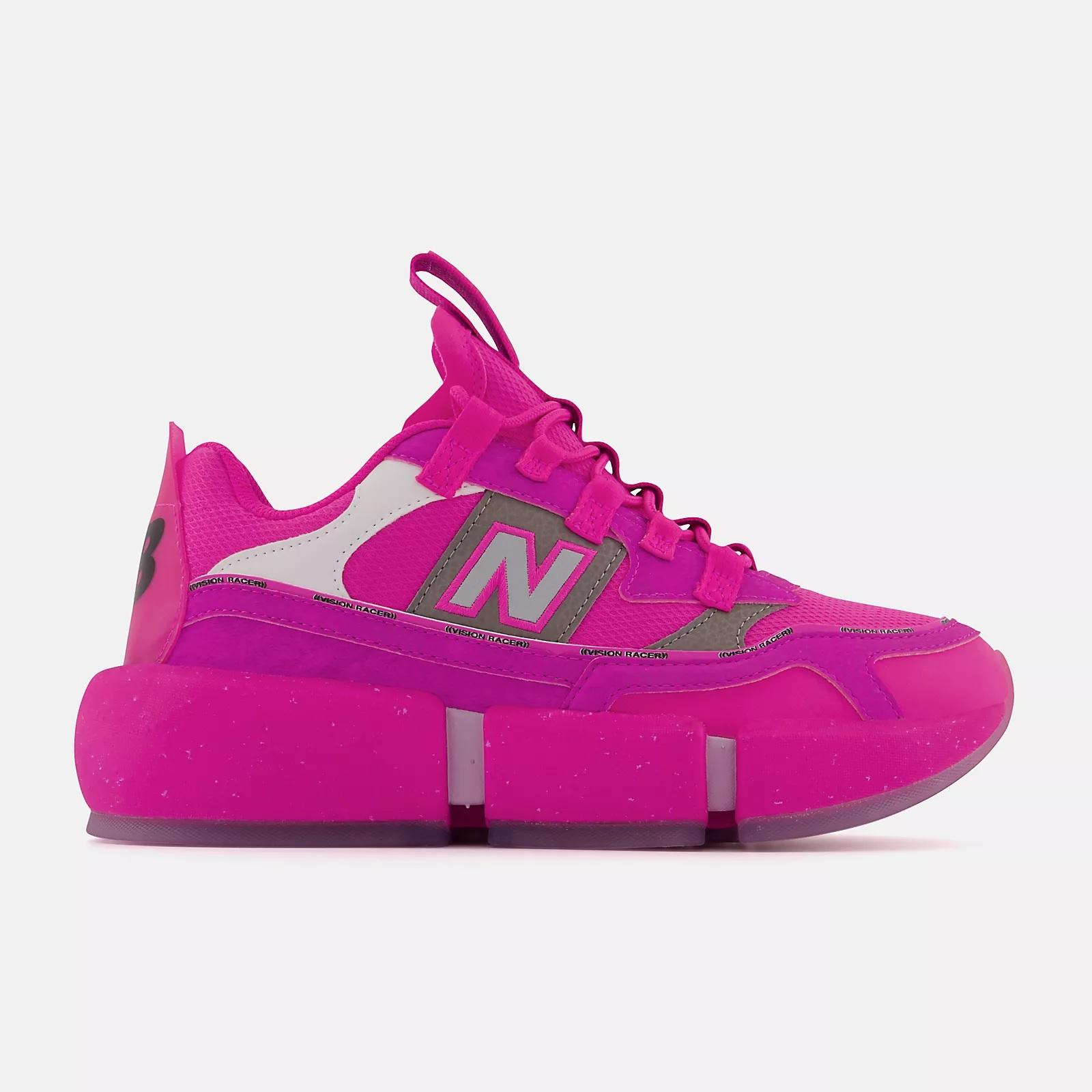 Jaden Smith x New Balance Vision Racer 'Pink'