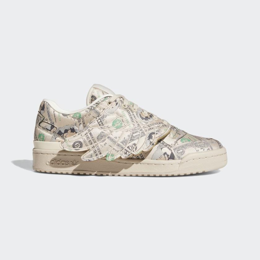 Jeremy Scott x adidas Originals Forum 84 Low 'Money Wings'
