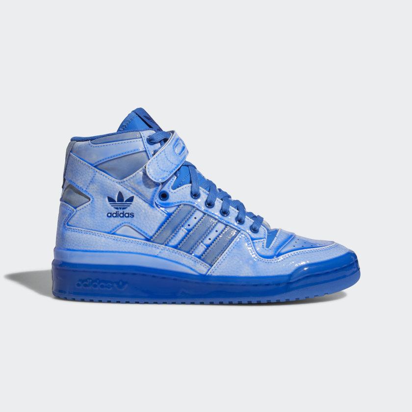 Jeremy Scott x adidas Originals Forum Dipped 'Blue'