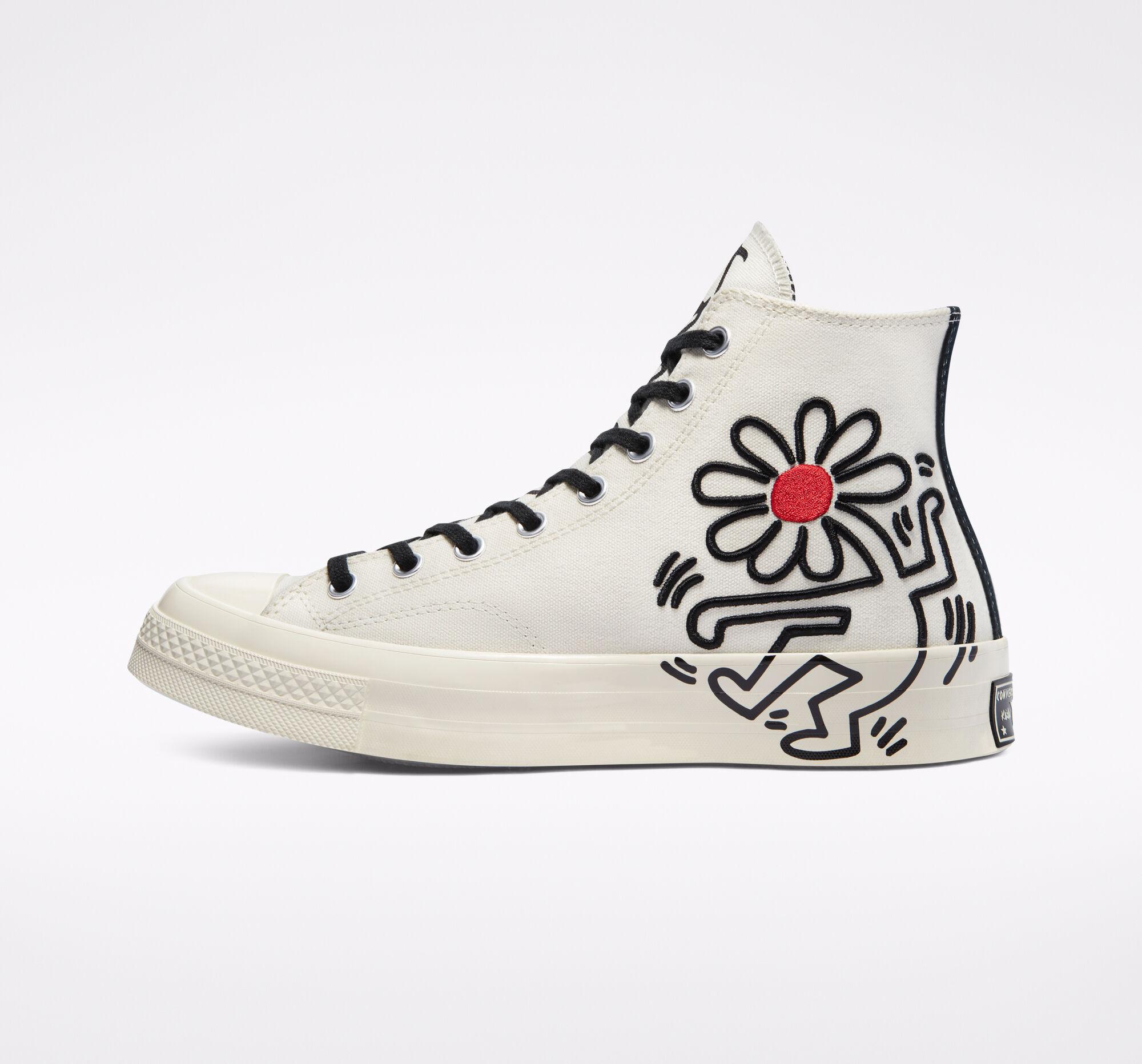 Keith Haring x Converse Chuck 70 High