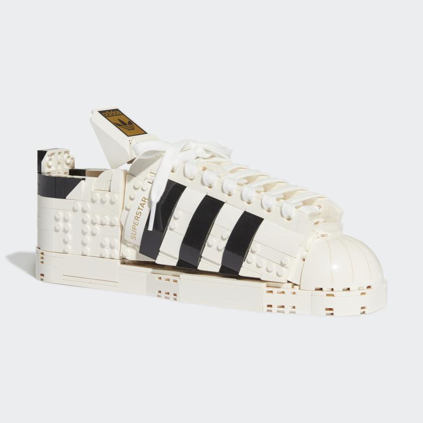 Lego x adidas Originals Superstar 'Set Blocks'}