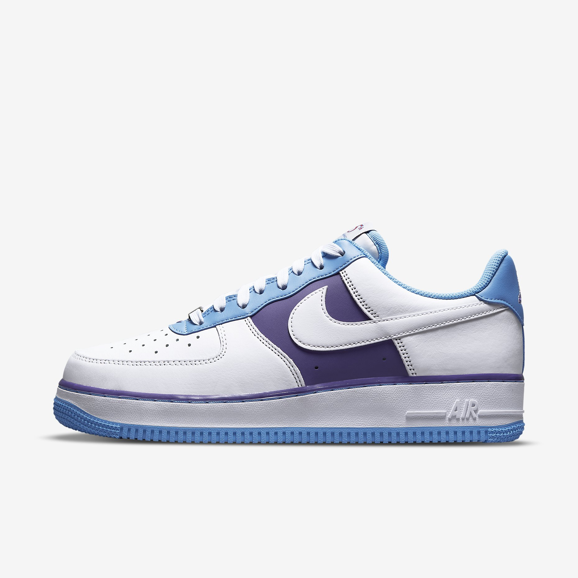 NBA x Nike Air Force 1 '07 LV8 'Lakers'