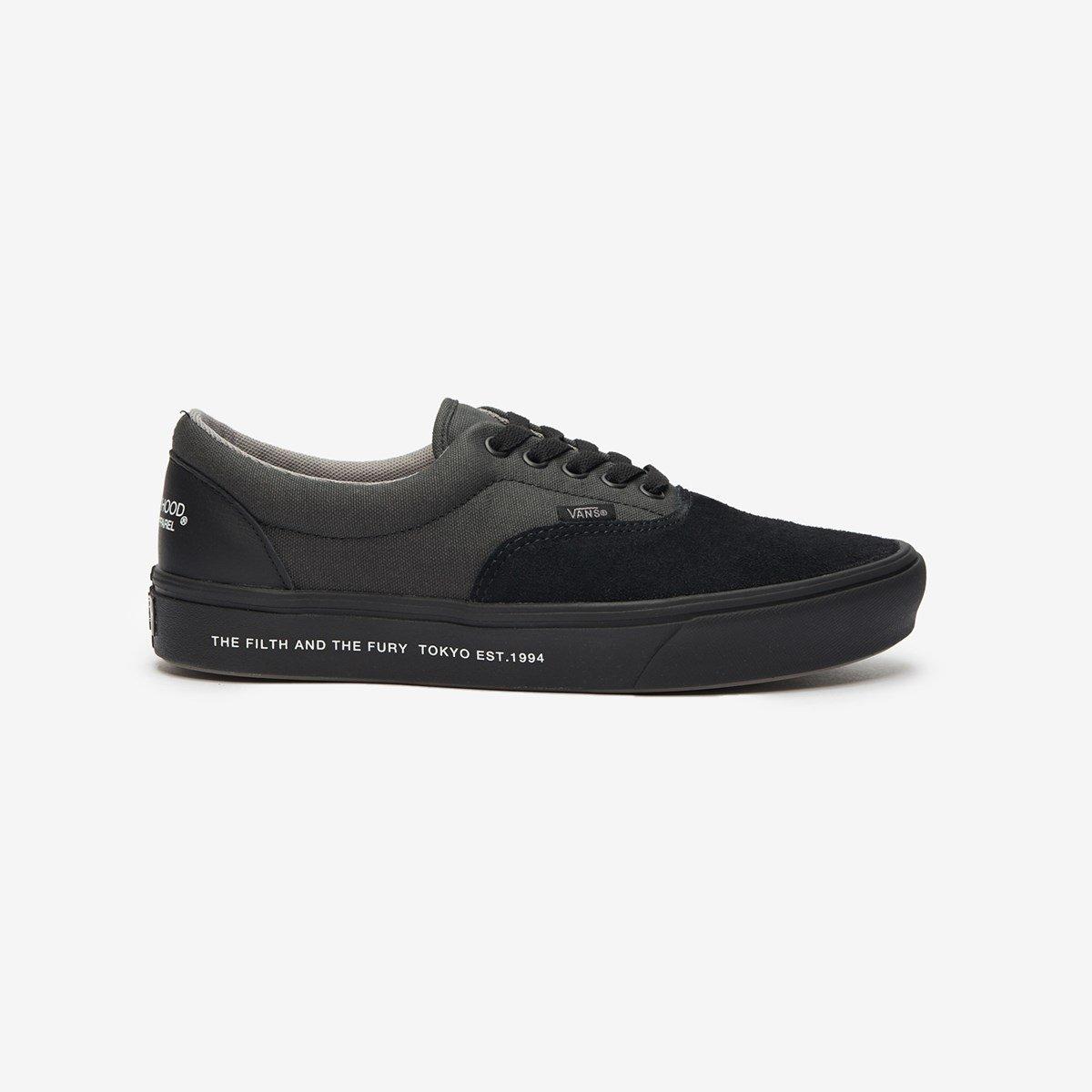Neighborhood x Vans ComfyCush Era 'Black'
