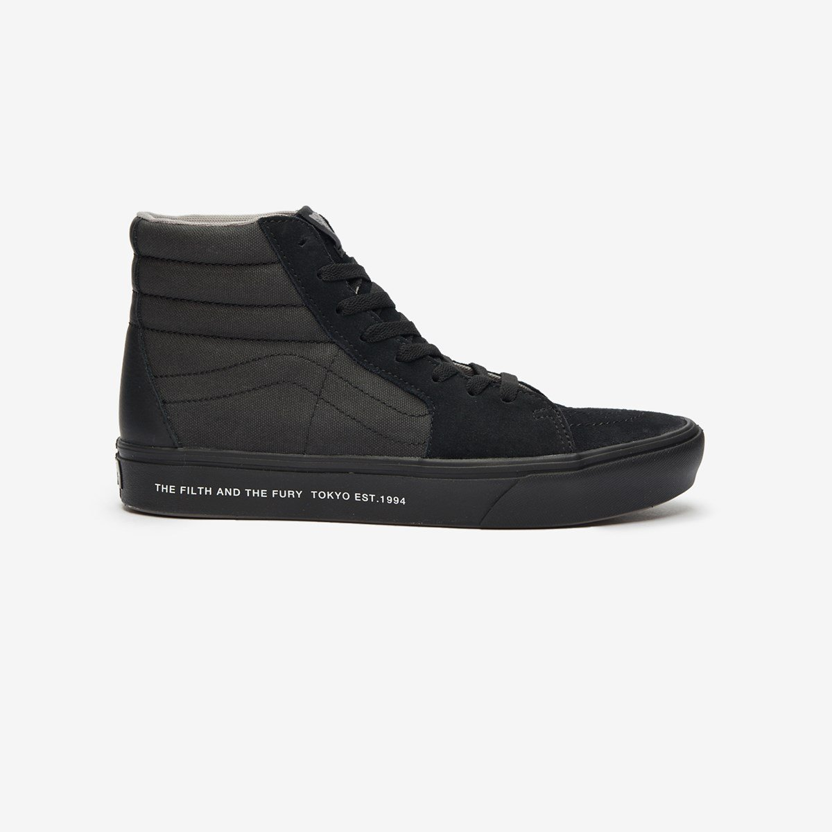 Neighborhood x Vans ComfyCush SK8-HI 'Black'