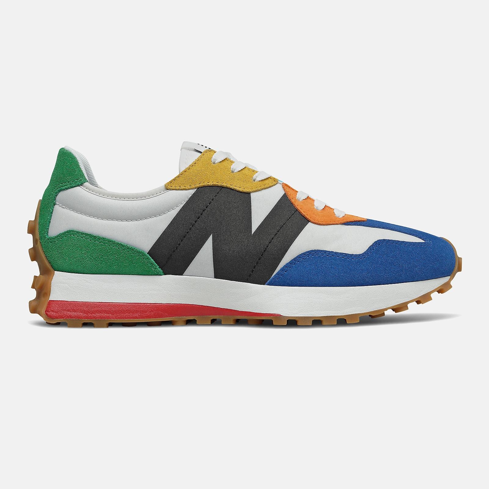 New Balance 327 'Multicolor'