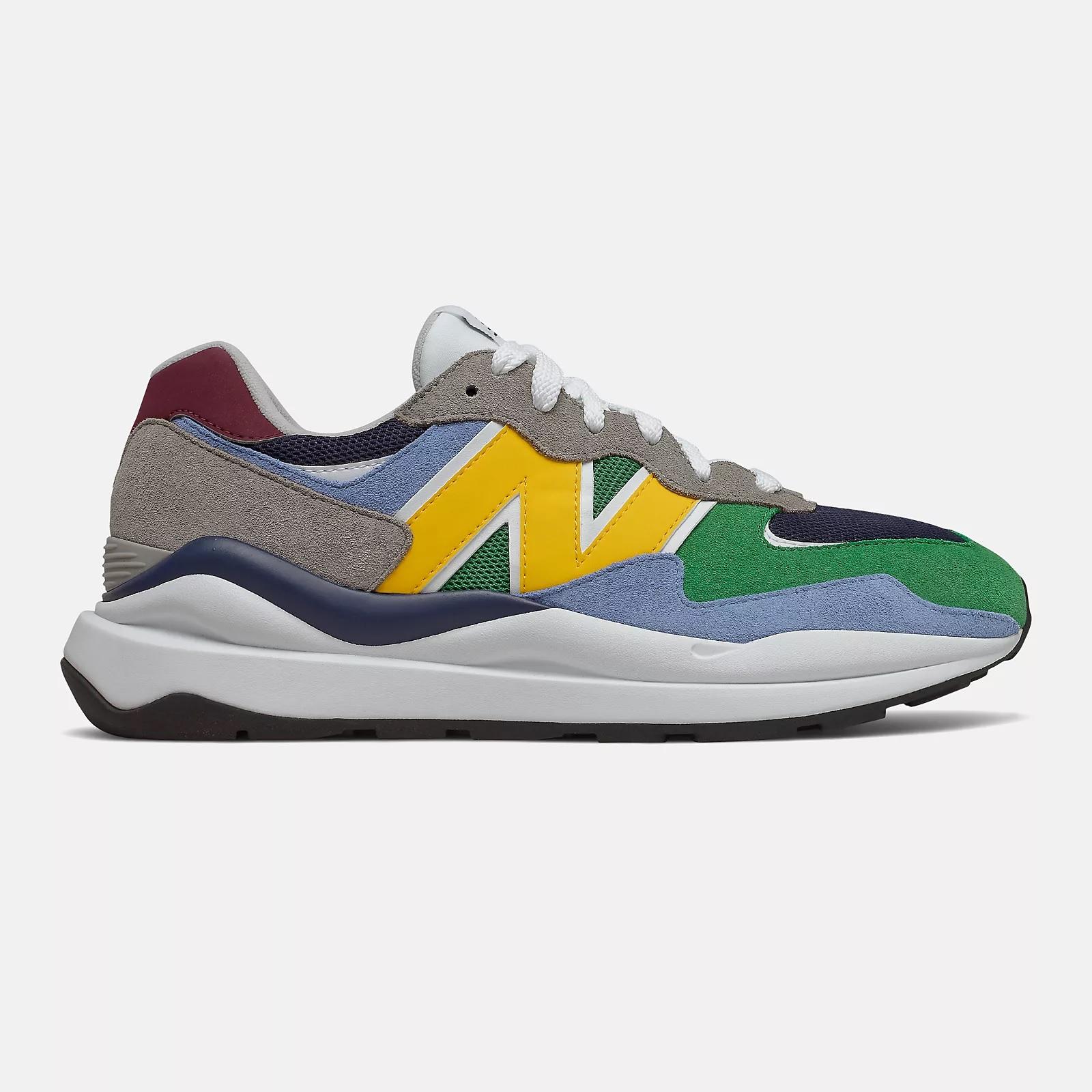 New Balance 57/40 DAHOOD 'Yellow Green'