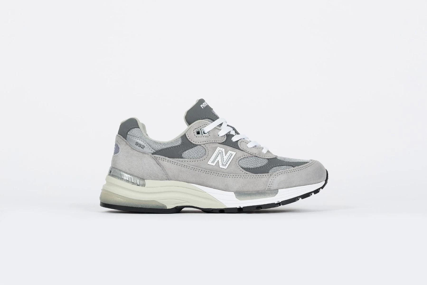 New Balance 992 'Grey'