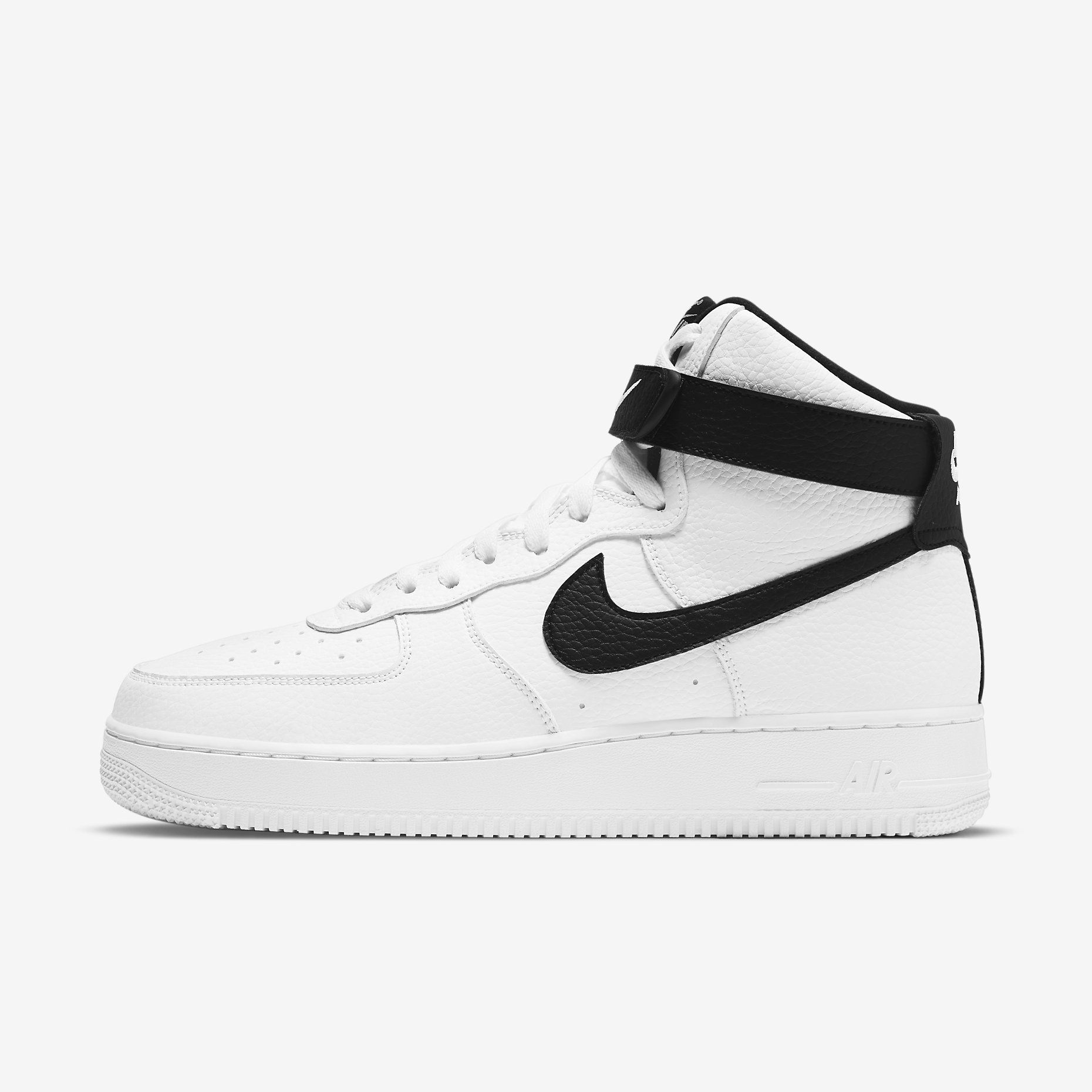 Nike Air Force 1 '07 High 'White/Black'}