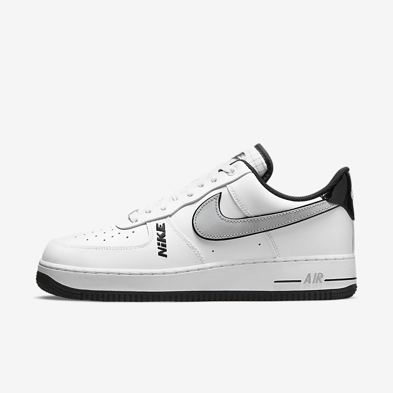 Nike Air Force 1 Low '07 LV8 'White Black Wolf Grey'
