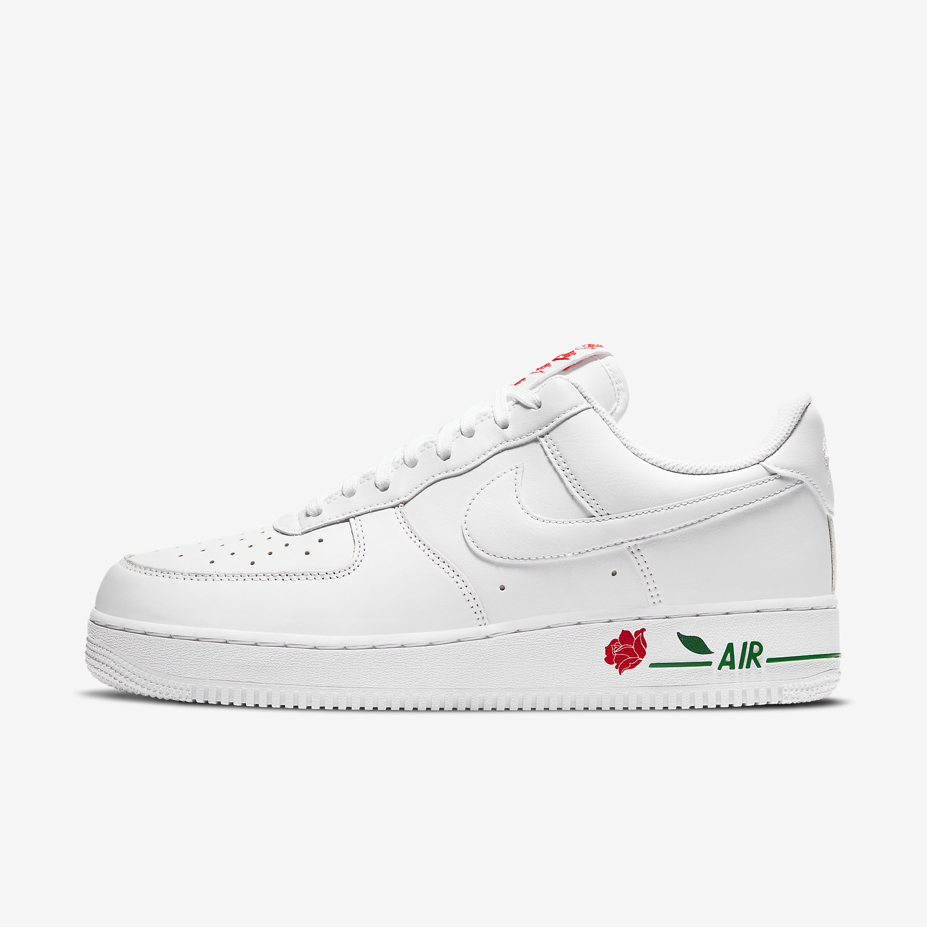 Nike Air Force 1 '07 LX 'White Bag'}