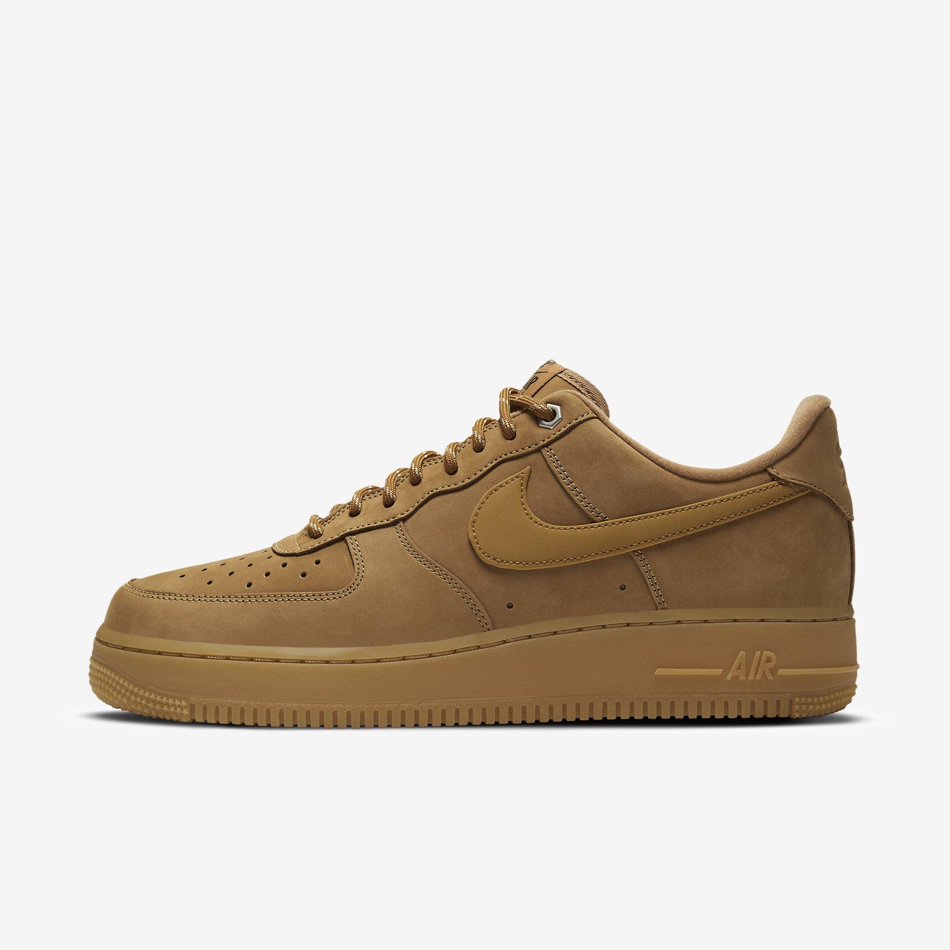 Nike Air Force 1 '07 WB 'Flax Wheat'