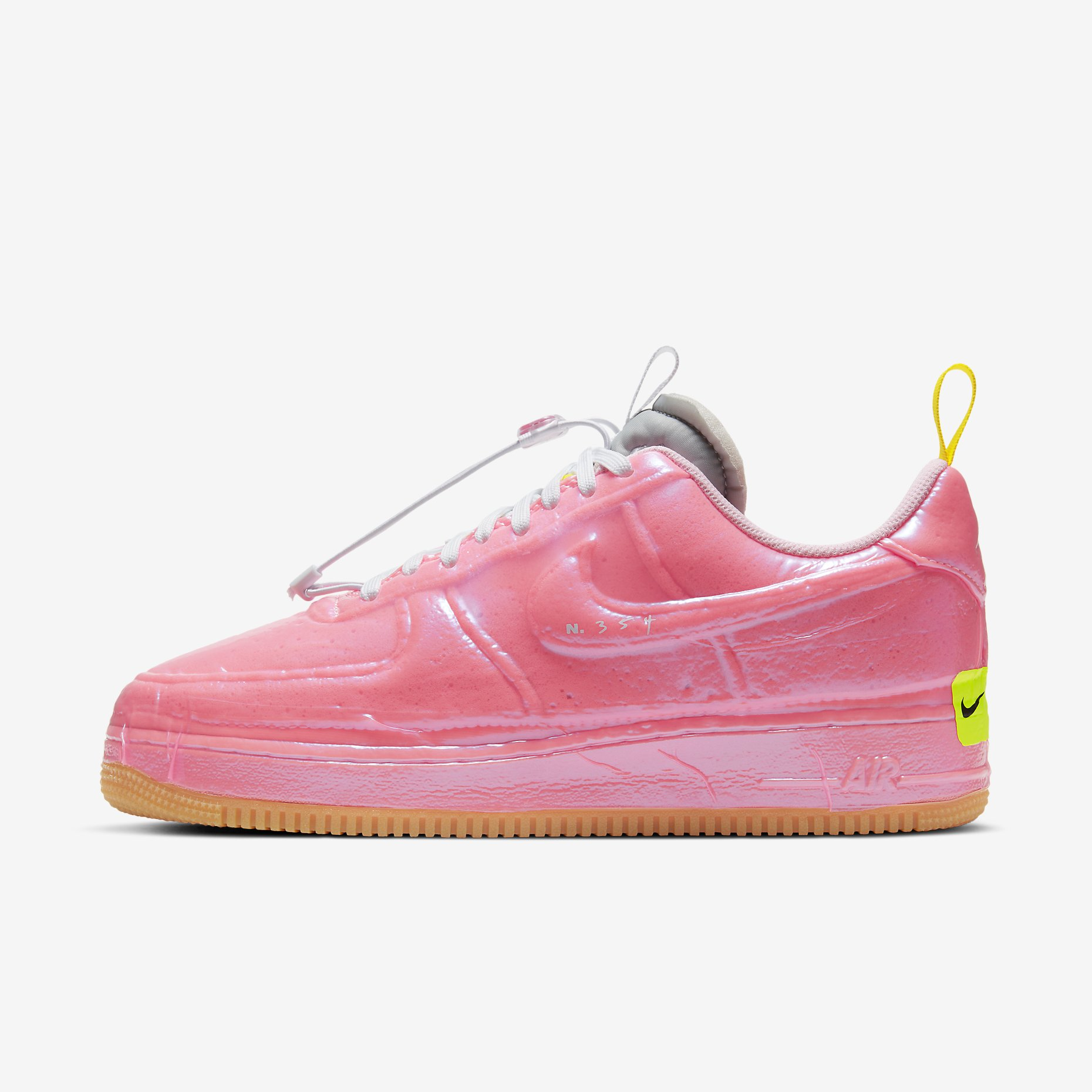 Nike Air Force 1 Experimental 'Racer Pink'}