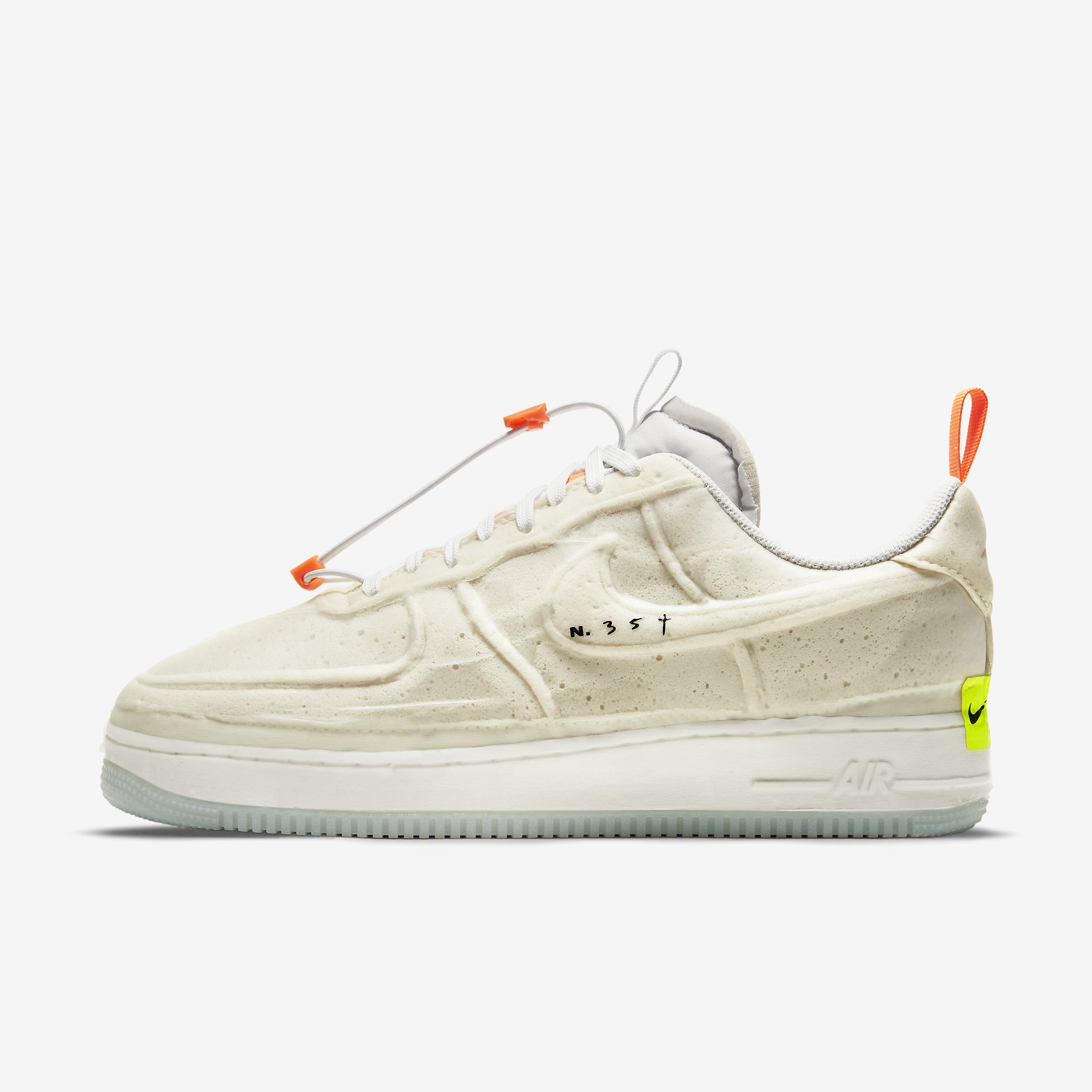 Nike Air Force 1 Experimental 'Sail'}