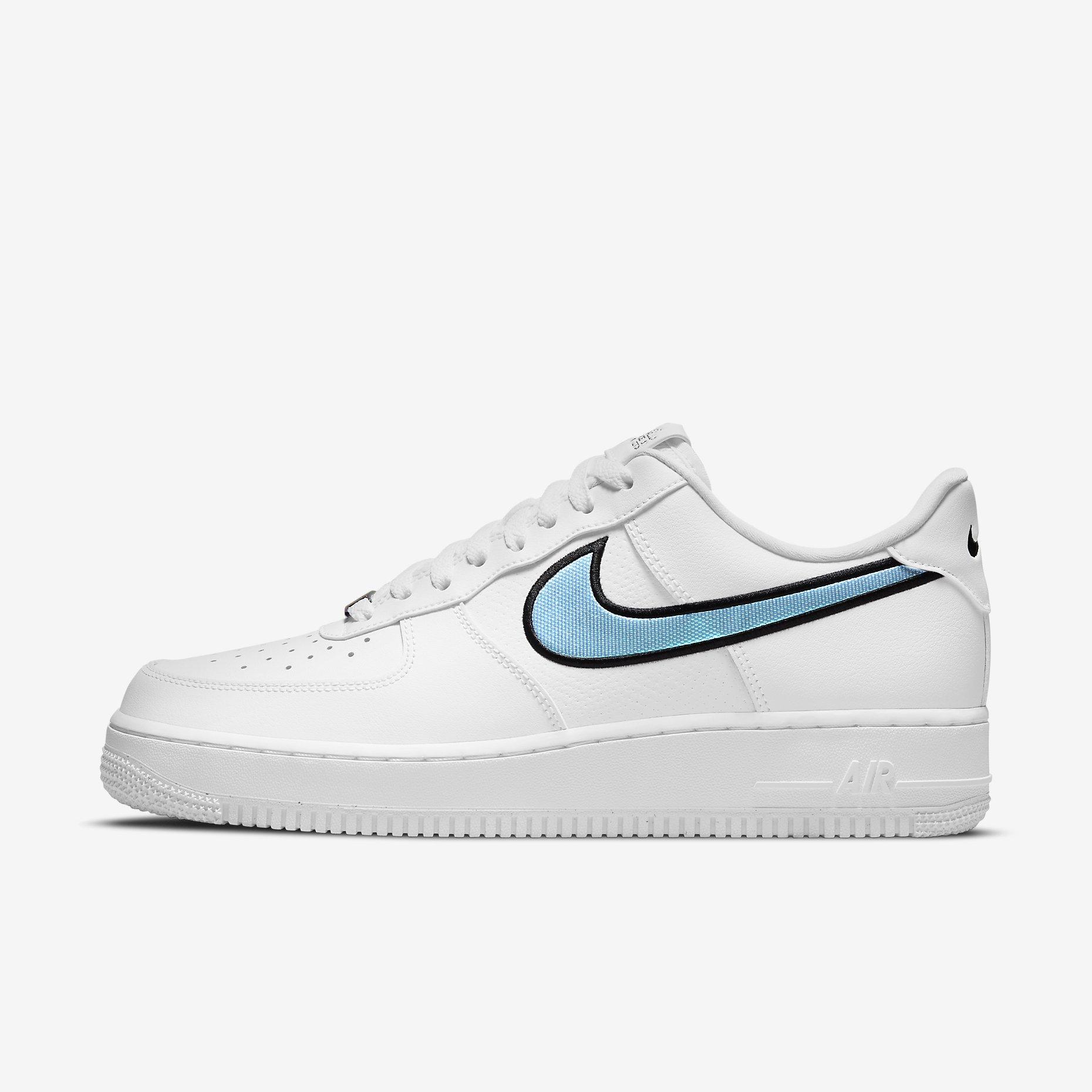 Nike Air Force 1 'Iridescent Swoosh'