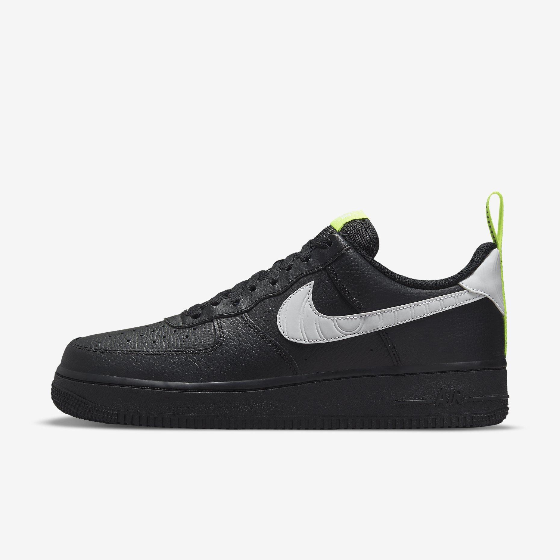 Nike Air Force 1 Low 'Black' - 'Pivot Point'