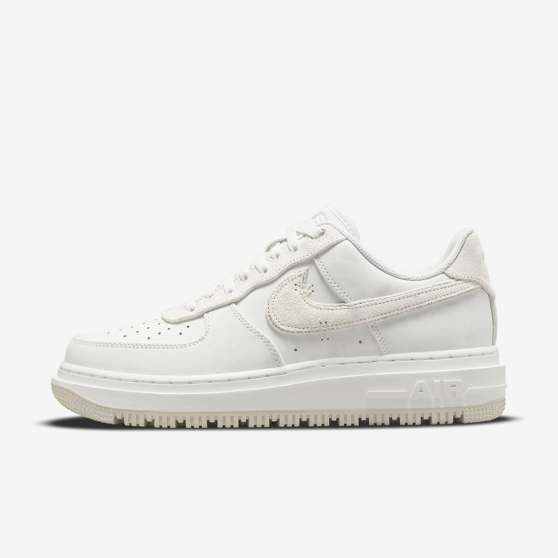 Nike Air Force 1 Luxe 'Summit White'