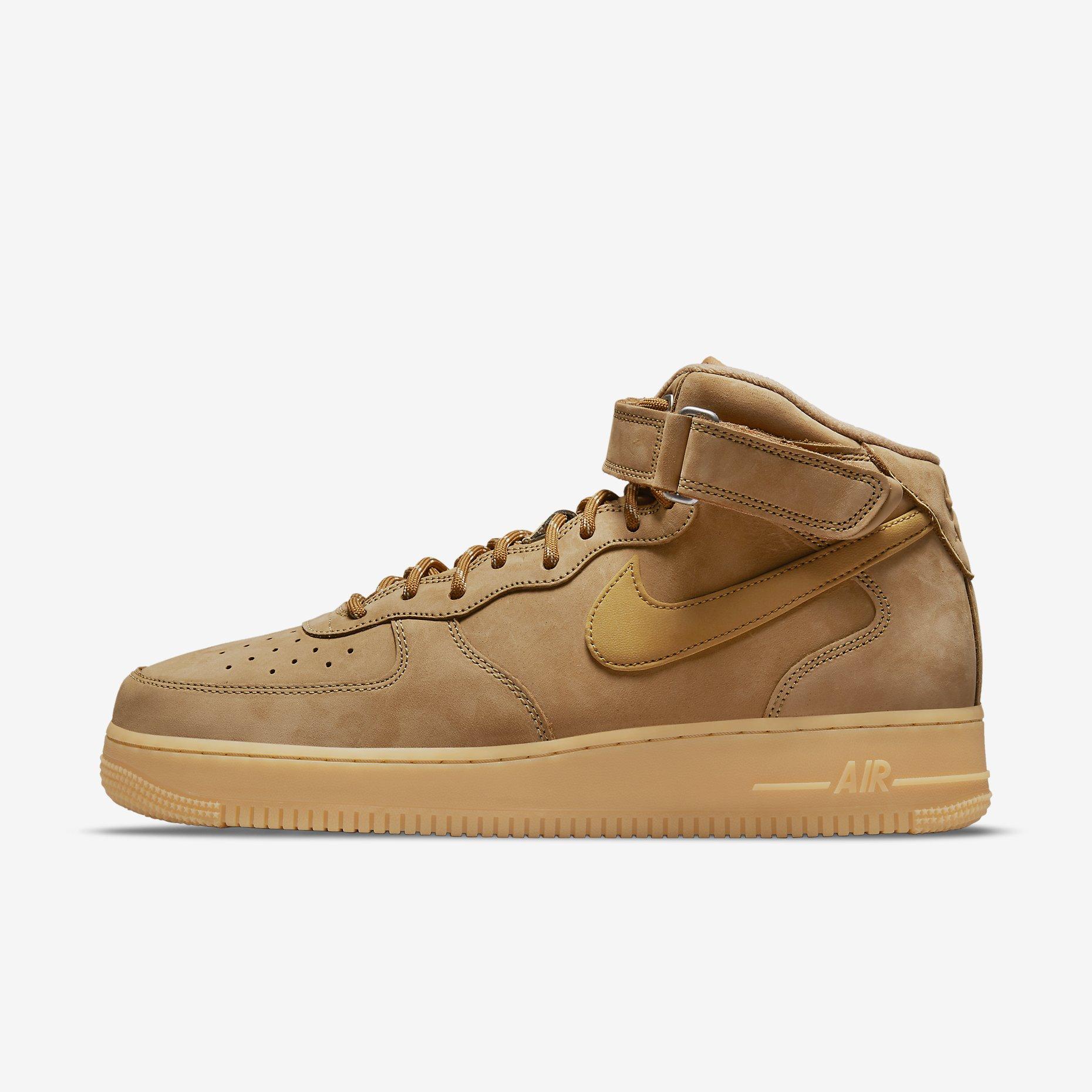 Nike Air Force 1 Mid '07 'Flax'