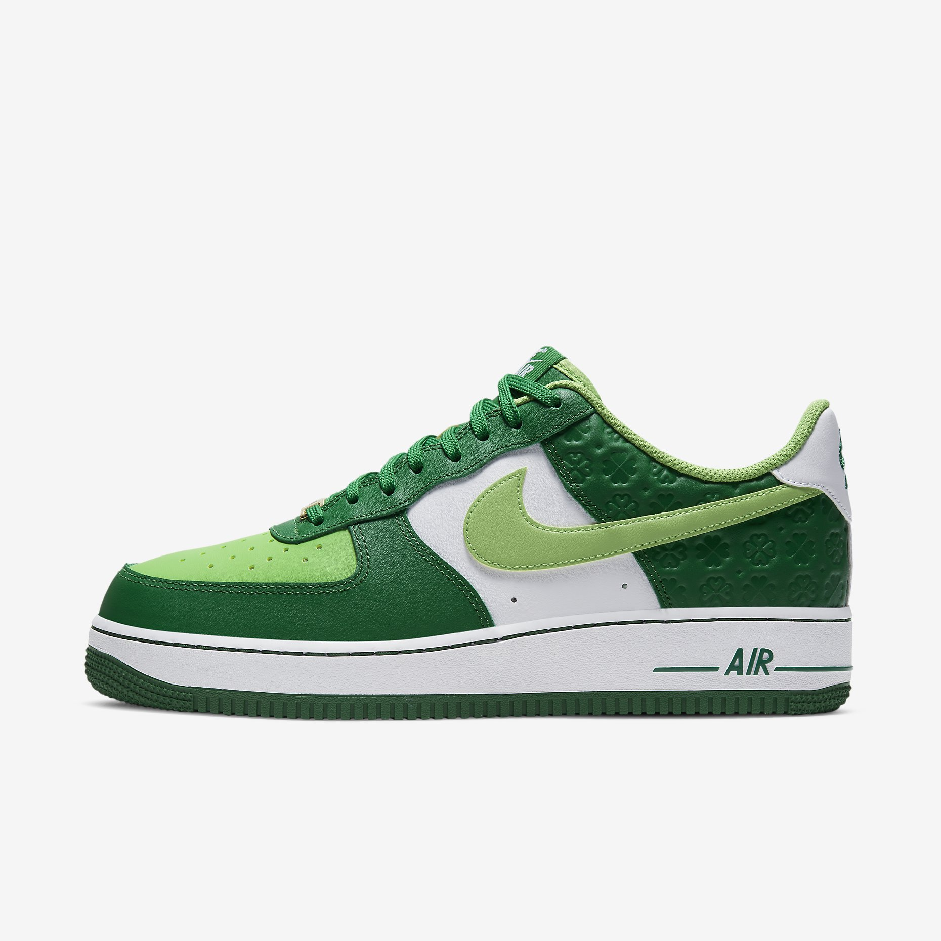 Nike Air Force 1 Low 'St Patricks Day'}