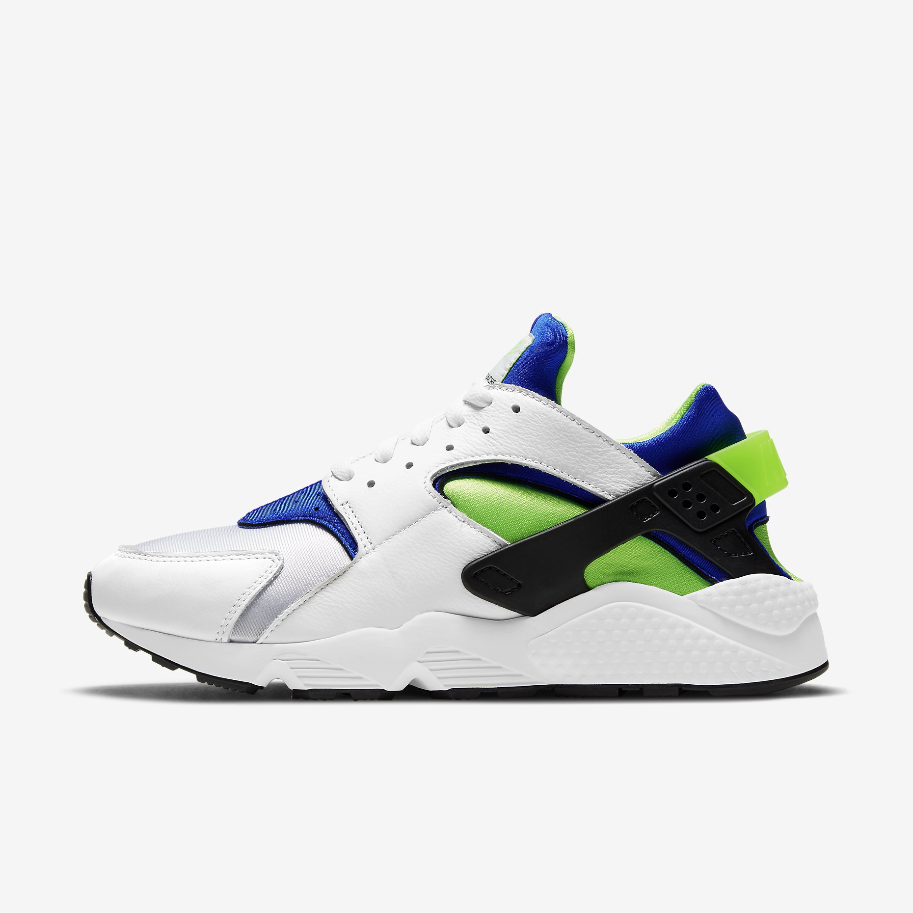Nike Air Huarache OG 'Scream Green' 2021}